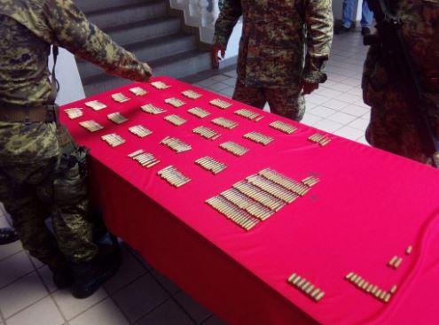 Al módulo han sido llevados tres mil 124 cartuchos (Twitter @infoveracruz/Archivo)