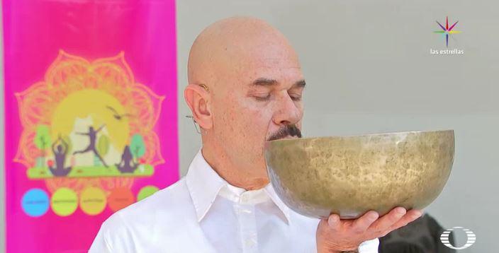 La musicoterapia es una técnica antigua empezó con el arrullo de la madre y con cánticos rituales. (Noticieros Televisa)