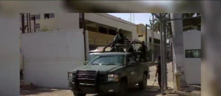 Realizan operativo sorpresa en penal de Aguaruto, en Culiacán . (Noticieros Televisa)