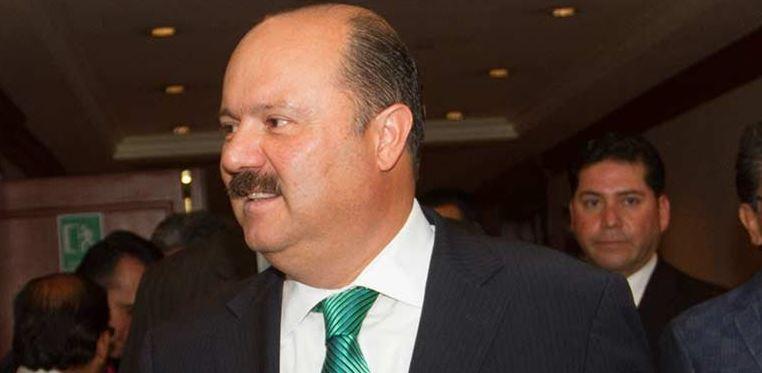 Embargan propiedades Cesar Duarte exgobernador Chihuahua