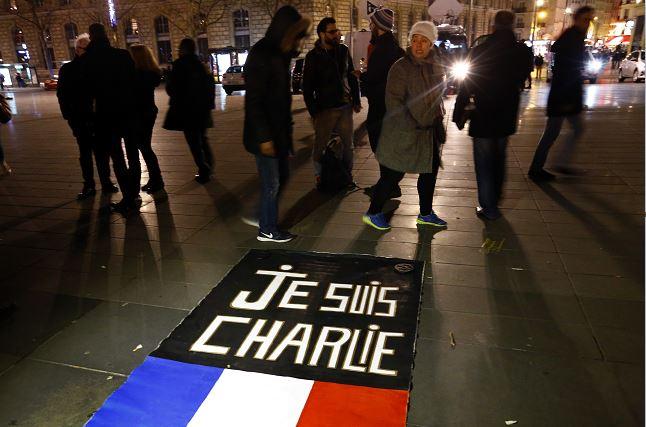 Charlie Hebdo, ISIS, Atentado contra Charlie Hebdo, Terrorismo