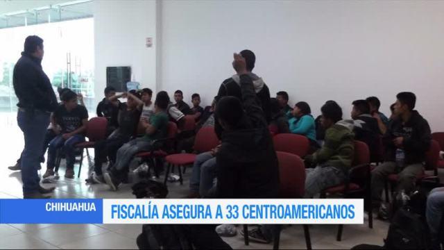 Migración Migrantes, chihuahua, Fiscalía General de Chihuahua, Crimen organizado,