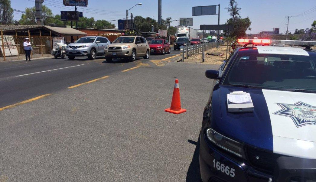 Continúa el operativo de seguridad en carreteras de México. (Twitter @PoliciaFedMx)