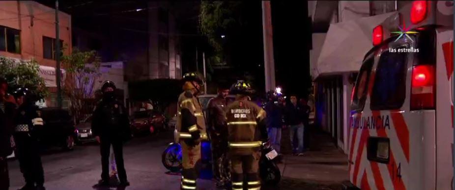 Controlan fuga de gas en la CDMX. (Noticieros Televisa)