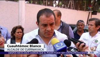 Cuauhtémoc Blanco tiene 6 amparos vigentes