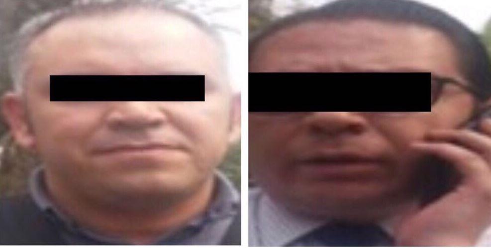 De acuerdo al reporte policial se encontró un portafolio negro y una maleta verde fluorescente que contenían tres millones 400 mil pesos en moneda nacional y 300 mil dólares en efectivo (Twitter/@SSP_CDMX)