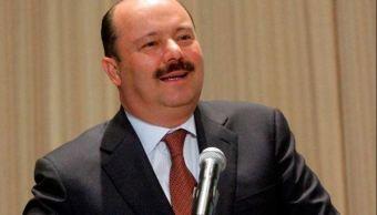 PGR solicita formalmente extradición de César Duarte