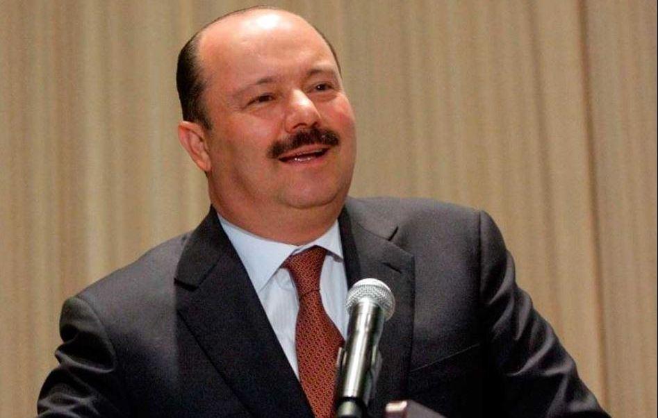 César Duarte, exgobernador de Chihuahua
