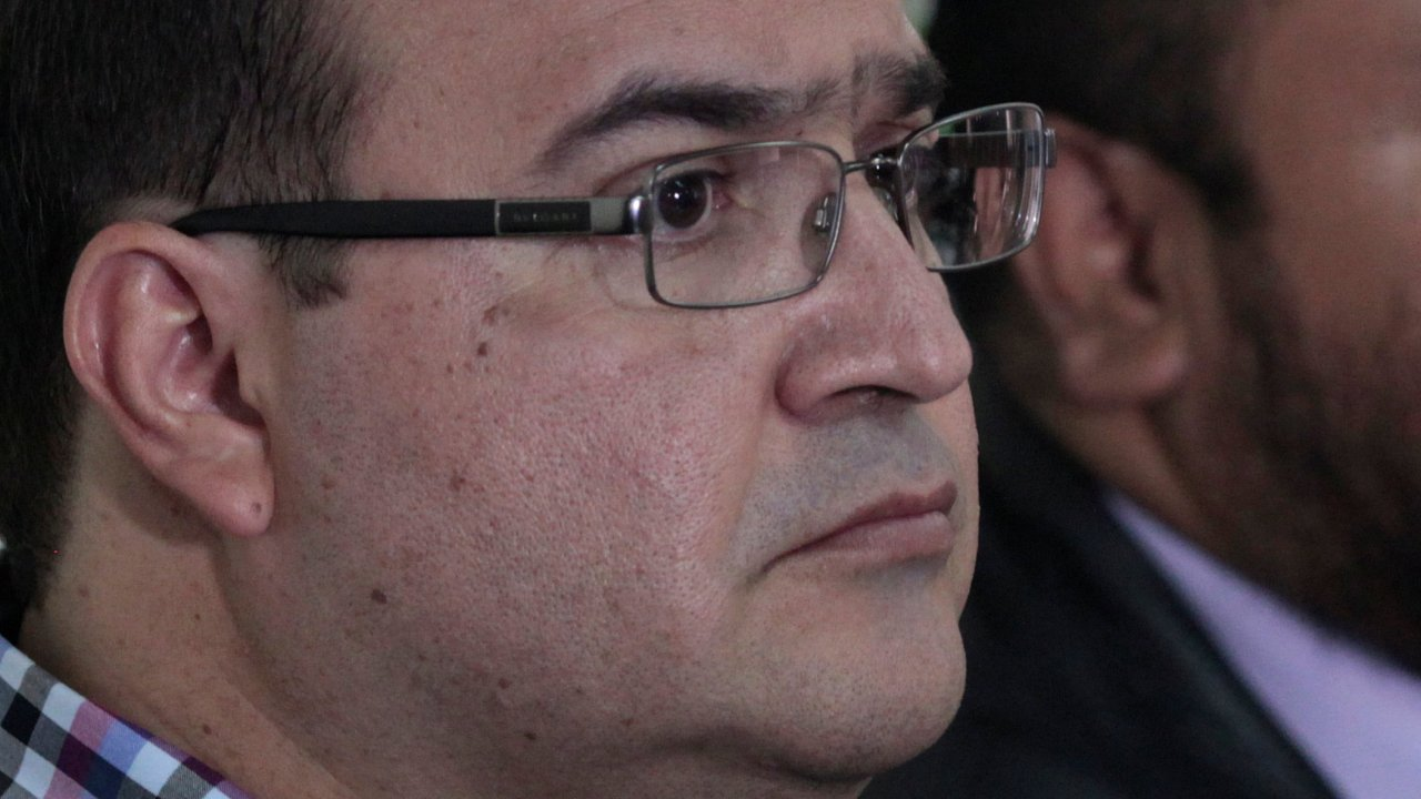 Javier Duarte, exgobernador de Veracruz. (Reuters)