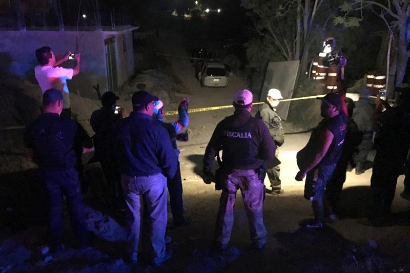Encuentran ocho cuerpos dentro de camioneta en Chilpancingo, Guerrero. (EFE)