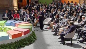 EPN instala el Consejo Nacional de la Agenda 2030. (Presidencia)