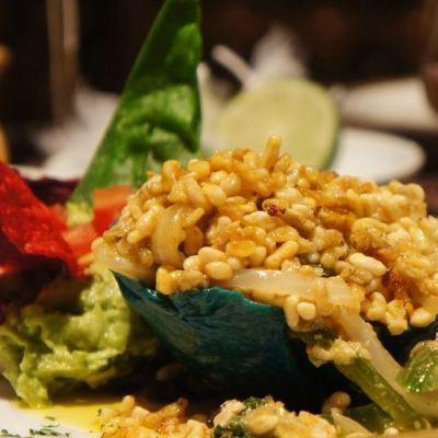 Escamoles, el caviar mexicano hecho con huevos de hormiga