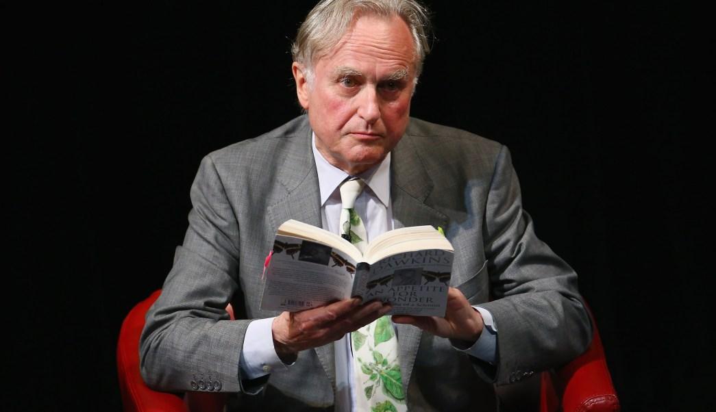 existencia de dios, richard dawkins
