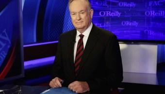 "El presentador del canal Fox News Bill O'Reilly del programa ""The O'Reilly Factor"" (AP)"