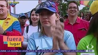 Fuera de Lugar Le dan zape a Javier Duarte