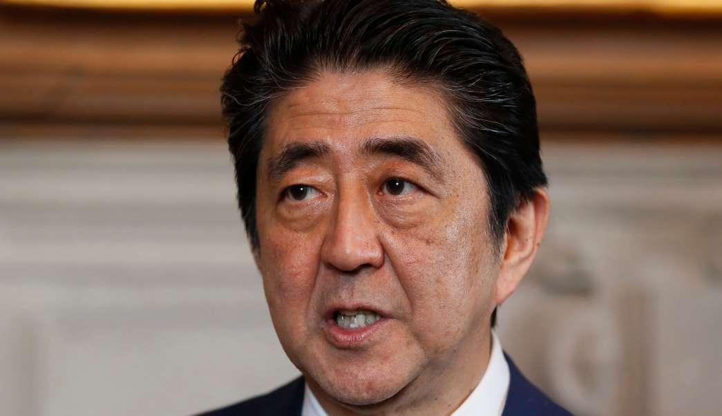 Shinzo abe, japón, corea del norte, corea del sur, política