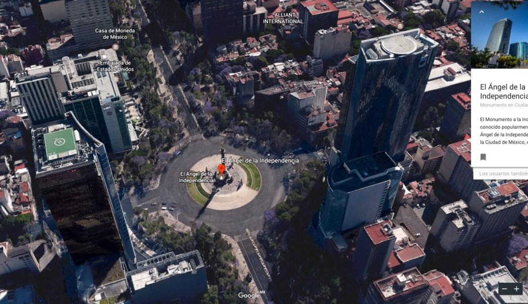 Google earth, actualizacion
