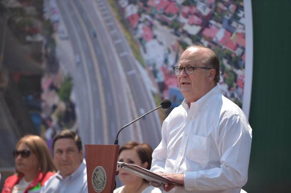 Graco Ramírez, gobernador de Morelos. (Presidencia de la República)