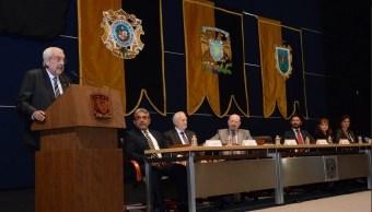 Enrique Graue, rector de la UNAM. (@SalaPrensaUNAM)