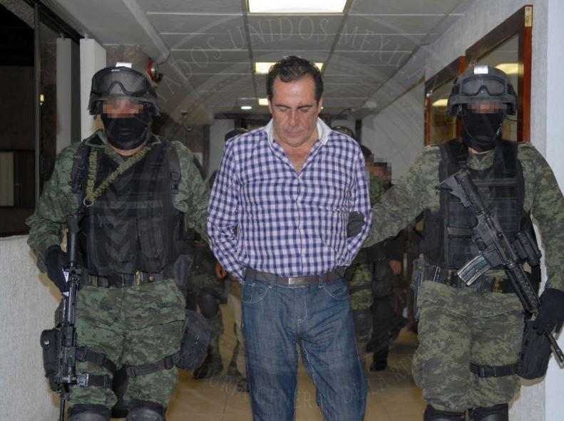 Héctor Beltrán Leyva, líder del cártel de los Beltrán leyva (PGR, archivo)