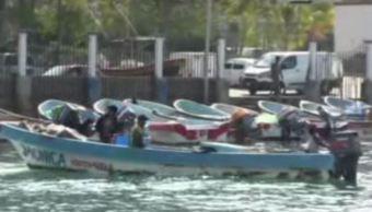 Desaparecen dos pescadores en costas de Huatulco, Oaxaca