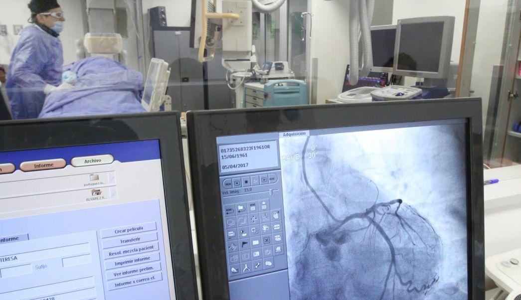 Cateterismo cardíaco, procedimiento que reduce las fallas en el corazón . (Noticieros Televisa)