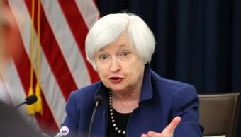 Janet Yellen, líder del banco central de Estados Unidos. (Getty Images)
