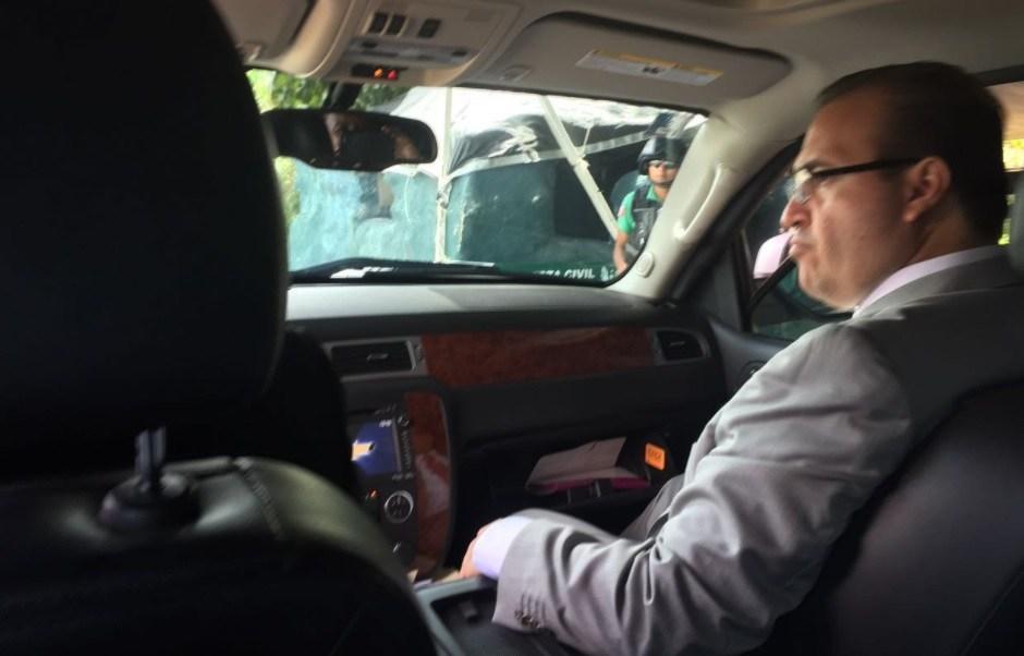 Javier Duarte, exgobernador de Veracruz. (Twitter: @Javier_Duarte/Archivo)