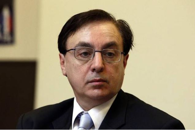 Jean François Jalkh renuncia al partido Frente Nacional. (Crif)