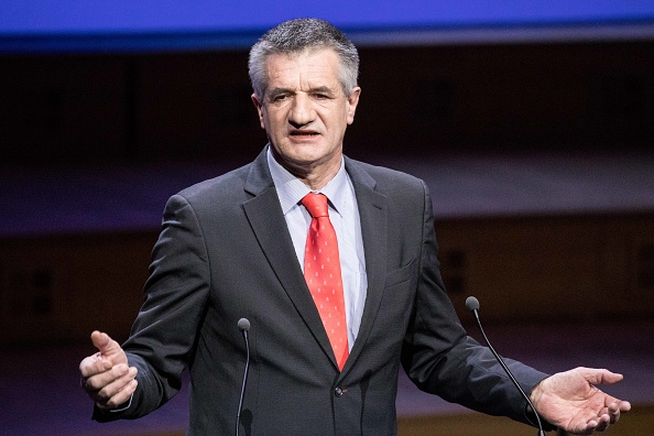 Jean Lassalle. (Getty Images)