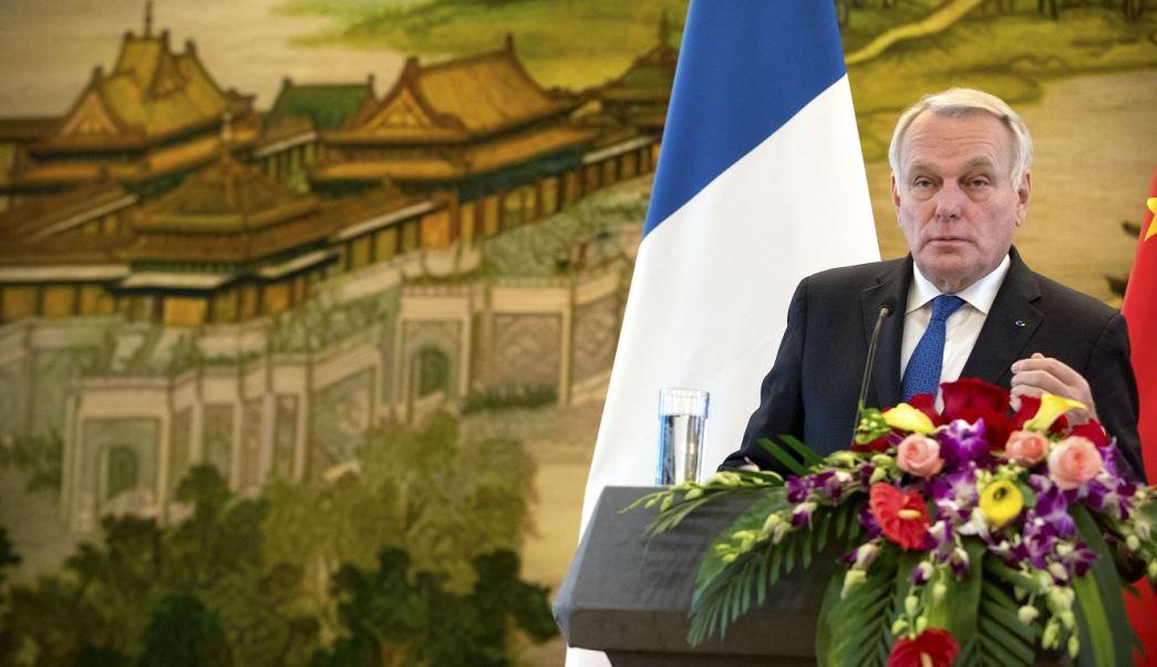 Jean-Marc Ayrault, ministro francés de Exteriores. (AP)