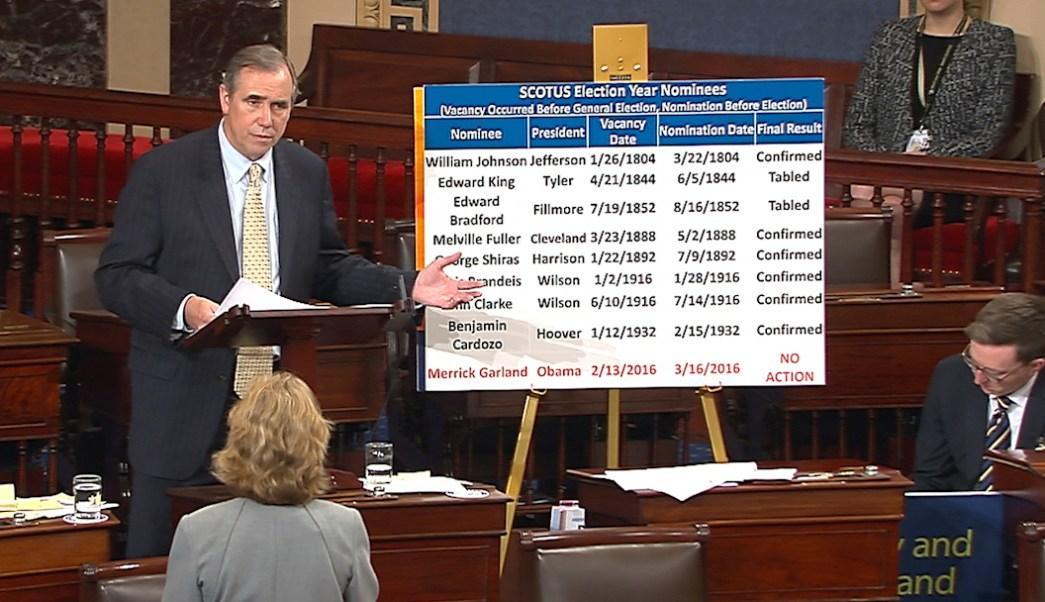 Jeff Merkley, senador demócrata (AP)