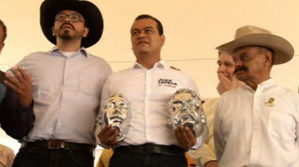 Juan Zepeda, candidato del PRD para el gobierno del Estado de México, visita Amecameca (Noticieros Televisa)