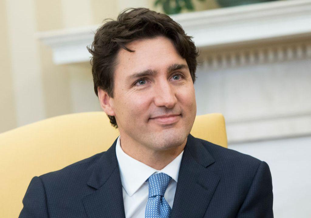 Justin Trudeau, primer ministro de Canadá.