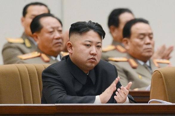 Kim Jong-un líder de Corea del Norte.