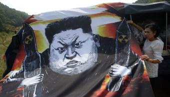 La comunidad internacional ha criticado el programa nuclear de Corea del Norte.