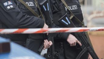 La Policía alemana investiga a un soldado alemán que intentaría un presunto ataque contra extranjeros. (AP, archivo)