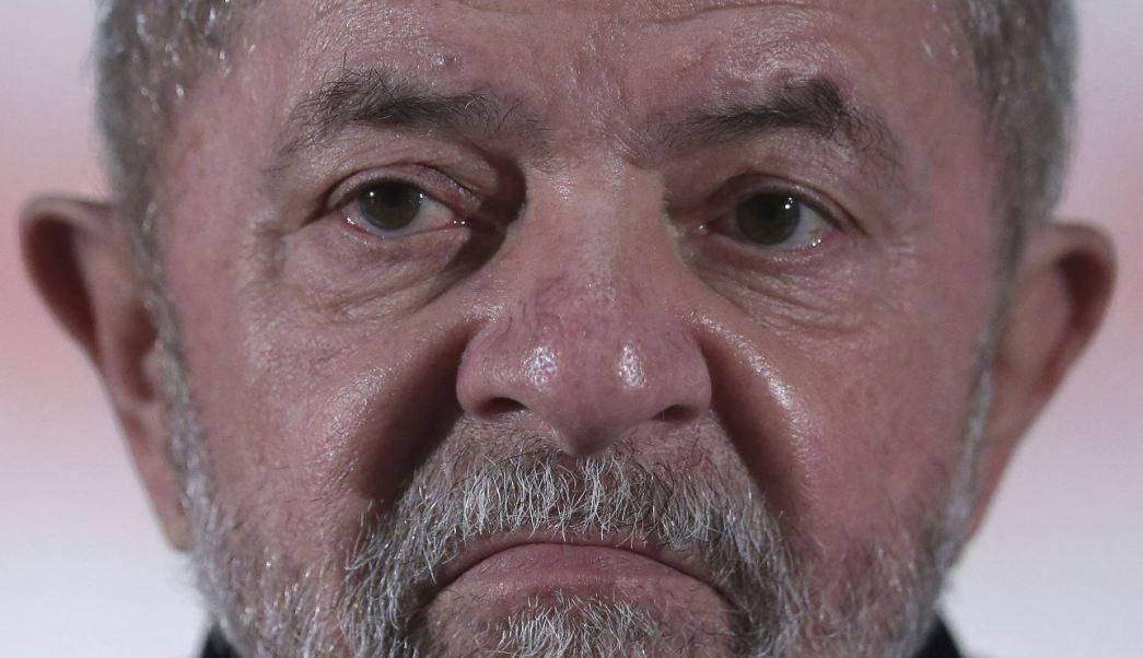 Luiz Inácio Lula da Silva, expresidente de Brasil (AP)