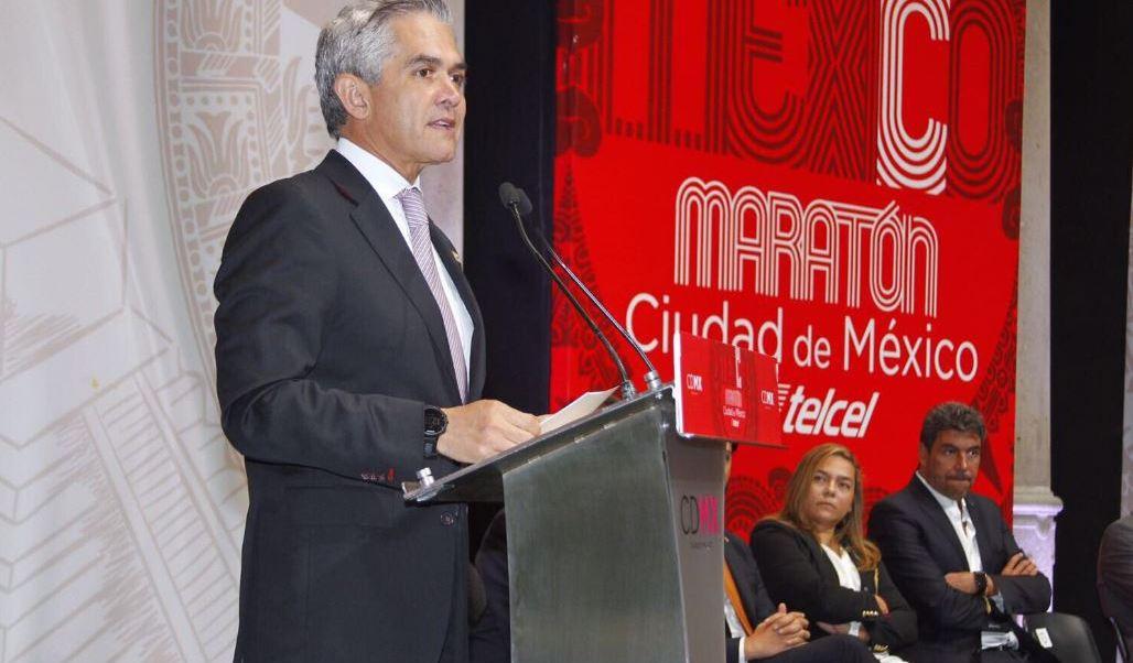 Mancera indicó que hasta que se dé la publicación en el citado documento, estará confirmado el ajuste preciso (Twitter/@ManceraMiguelMX)