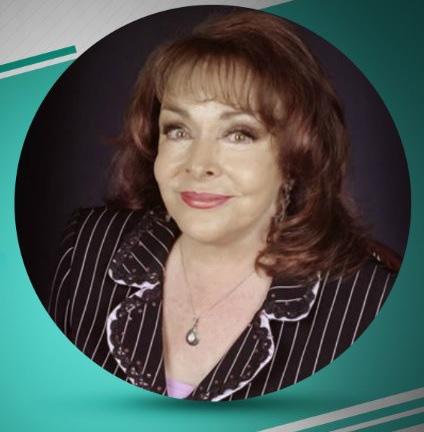 Margarita Isabel participó en 'Cuna de Lobos' y 'Como agua para chocolate' (Twitter @TvsEspectaculos)