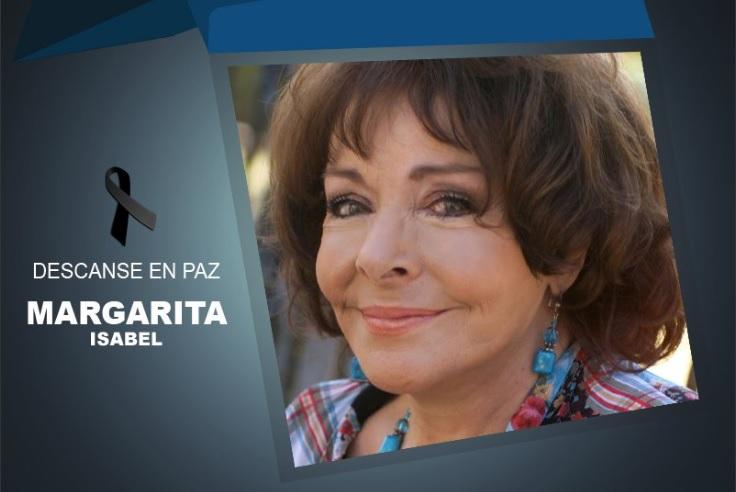 Margarita Isabel participó en 'Cuna de Lobos' y 'Como agua para chocolate' (Twitter @TelevisaDotCom)