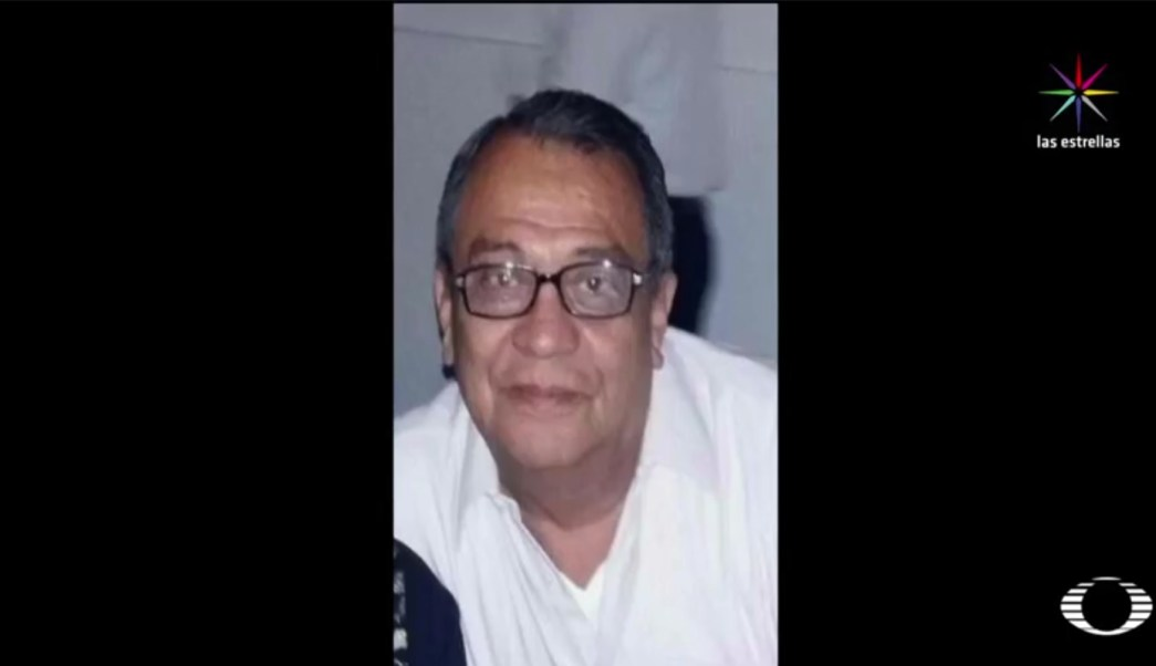 Max Rodríguez, periodista asesinado. (Noticieros Televisa)