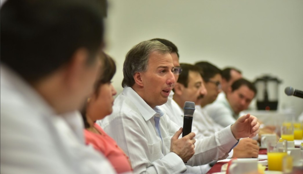 Antonio Meade habla sobre el TLCAN