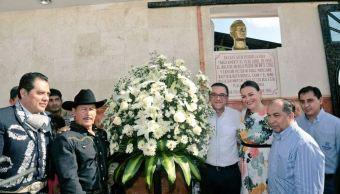 Recuerdan en Mérida a Pedro Infante a 60 años de su muerte