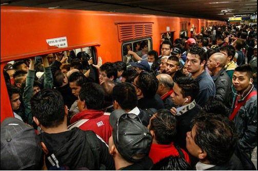 Metro, tarifas, transporte público, pasajeros, CDMX, usuarios