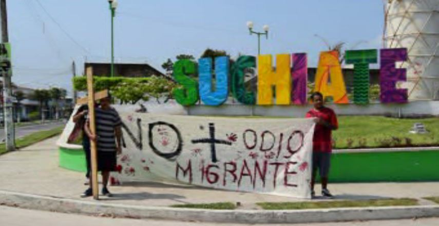 Viacrucis Migratorio llega a Chiapas