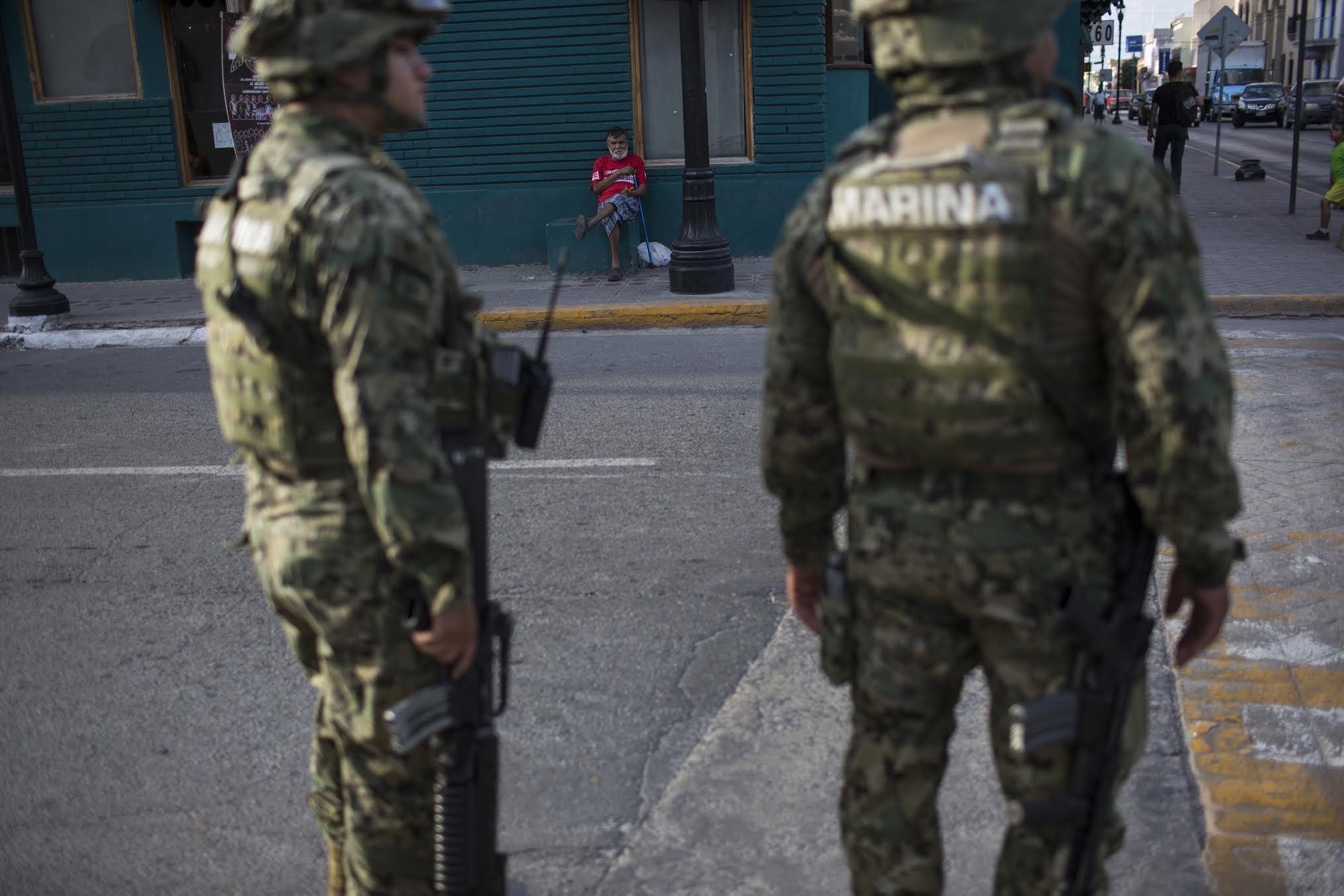 Hacen Cabeza de Vaca y Osorio Chong acuerdos para pacificación de Tamaulipas