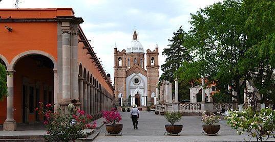 Nochistlán se ubica a 220 kilómetros al sur de la ciudad de Zacatecas en los límites entre Jalisco, Guanajuato y Zacatecas. (Twitter @NochisZacatecas, archivo)