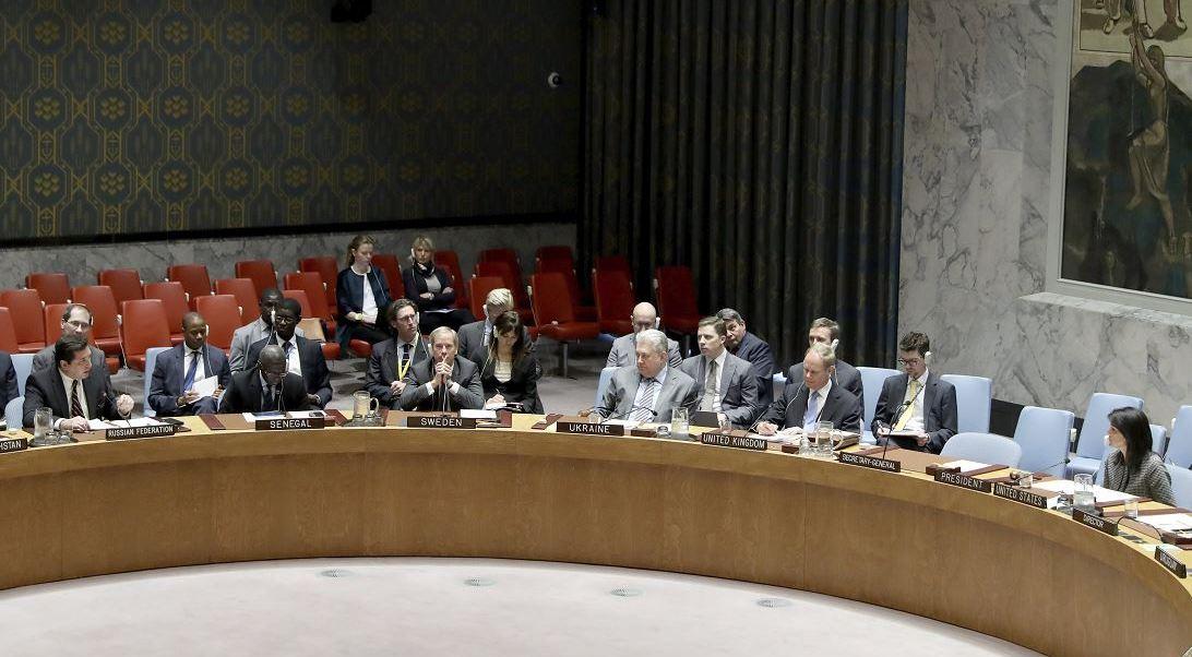 Miembros del Consejo de Seguridad e la ONU sometieron a votación una resolución sobre el ataque químico en Siria. (EFE)