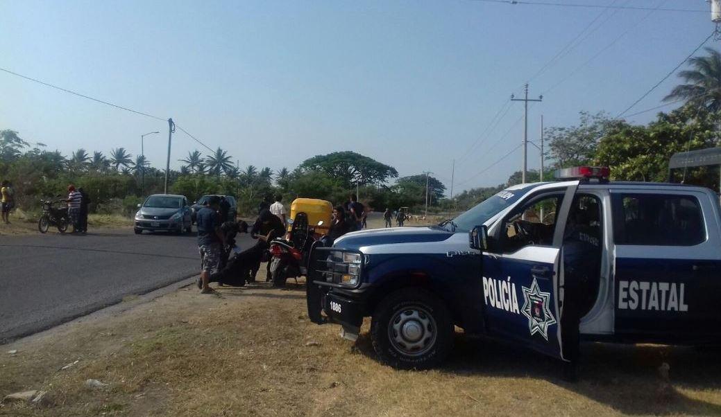 Durante un operativo fue detenido uno de los presuntos líderes del Cartel de Juchitán (Twitter @DialogosoaxacaO)